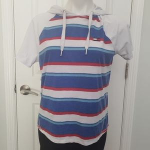 Tommy Hilfiger Sport Red, white, & blue top